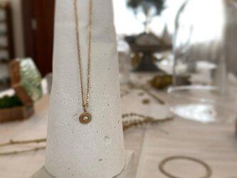 k10 diamond necklaceの画像