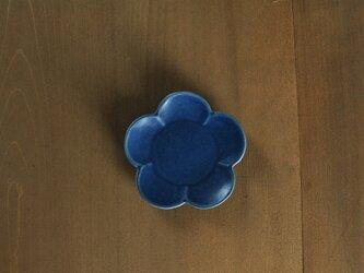 豆皿・うめ/青の画像