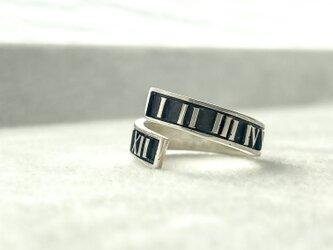 【受注製作】クロノスの指輪 silver925の画像