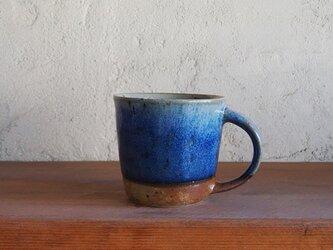 mug cup L・blueの画像
