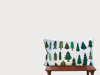 森のクッション Various forest trees -ヒノキの香り-の画像
