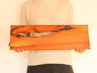 木のお皿、カッティングボード(ケヤキ)9の画像