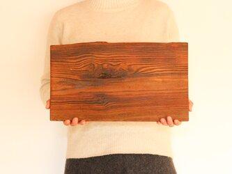 木のお皿、カッティングボード(古材)8の画像