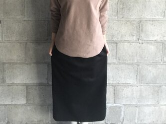 long skirt(tight)の画像