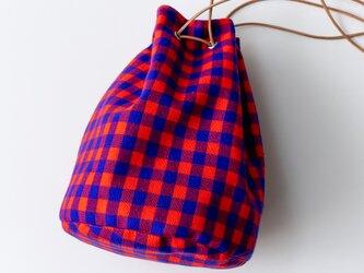 マサイファブクッリ バスケットバッグ MASSAIの画像