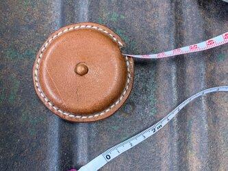 牛革メジャー 栃木レザーブラウンの画像