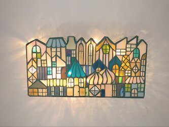 街並み壁掛けの画像