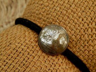#H142 Russia Coin Hair Elasticの画像