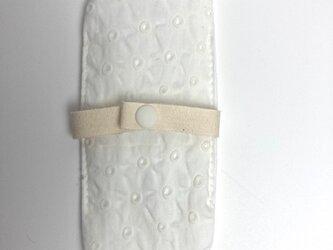 布ナプキン/おりもの用ライナー/透かしドットの画像
