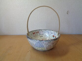 菓子鉢の画像