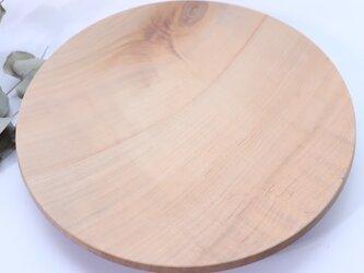 桜の木のパン皿 #1の画像