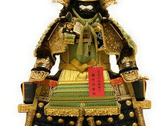 新商品 五月人形 鎧飾り 松刀(しょうとう)5号大鎧収納飾りの画像