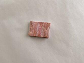 豆メモ帖(ピンク系)の画像