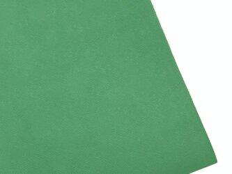 本革A4サイズ プリズム型押し      【グリーン】の画像
