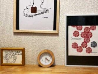 hot chocolate-ホットチョコレート  インテリアイラストポスターの画像
