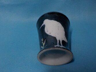フリーカップ(小) 2 白鷺の画像