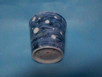 フリーカップ(小) 4 水玉の画像