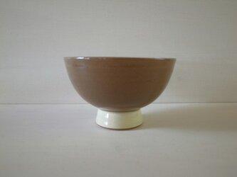 カフェオレボウル・茶の画像