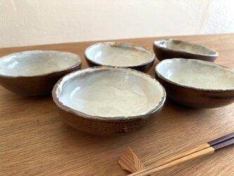 粉引小鉢 1枚の画像