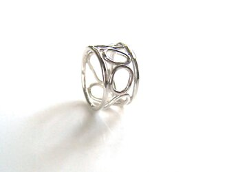 Ring・小さな銀のオブジェの画像