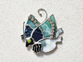 家紋シリーズ*蝶の画像