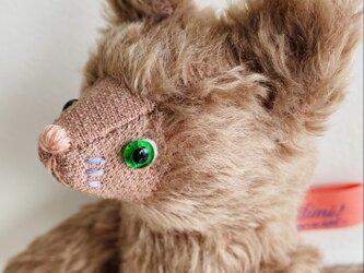 シャトン・プラリネ 子猫のぬいぐるみ プレゼント ギフト ねこ こねこの画像
