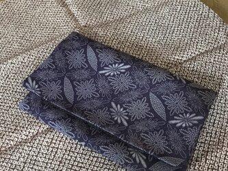 ヴィンテージ着物から懐紙入れ 縮緬の画像