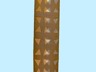 植物染めストールの画像
