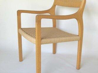 椅子「線」(なら)【受注製作】の画像