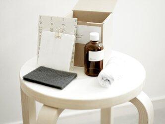 オイル仕上げ用 メンテナンスキット 無垢 無垢家具 お手入れ オスモオイル ケア ワックスの画像