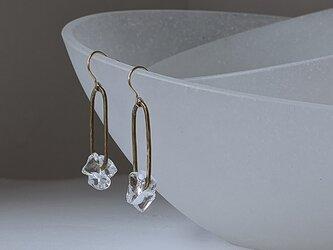 ice+◇ pierce/earringの画像