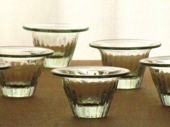 若草色モール小鉢の画像