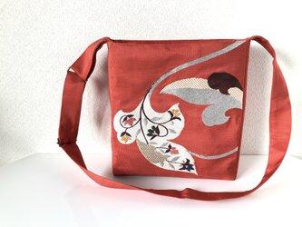 帯バッグ〜小花〜の画像