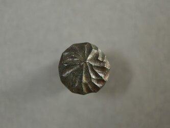 Fragment pin 9 silver925の画像