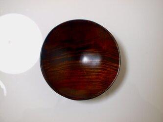 平椀「栃杢」の画像