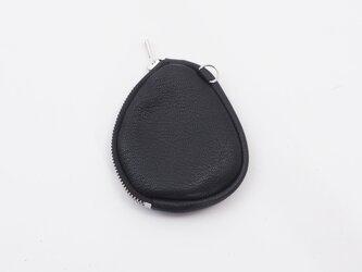 goatleather wallet (黒)/小銭入れ/koishi_bの画像