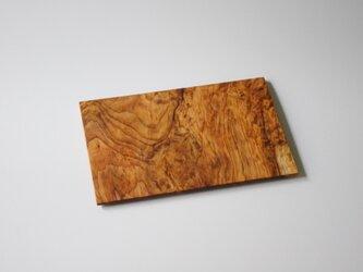 【一点物】杉杢の平皿 / (figure japanese cedar plate:5904)の画像
