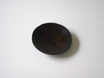 【一点物】小豆皿 / (S/carving plate:5918)の画像