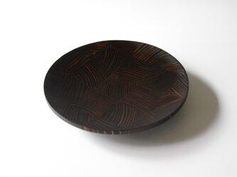【一点物】15cm平皿(5/M size turning plate:6061)の画像