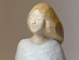 「東風凍を解く」の画像