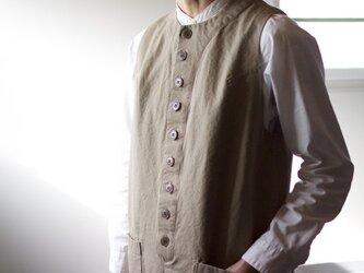 original cotton twill/overallの画像