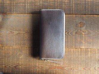 WALDES Zipper 長財布 type02【受注製作】の画像
