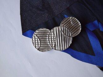 ブローチ(銀彩) L-11の画像