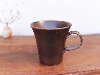 備前焼 コーヒーカップ(大) c5-095の画像