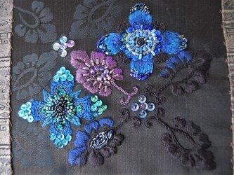 [fabric fantasy] メダリオン 着物リメイクの画像