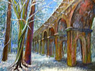 白い静寂 雪の南禅寺の画像