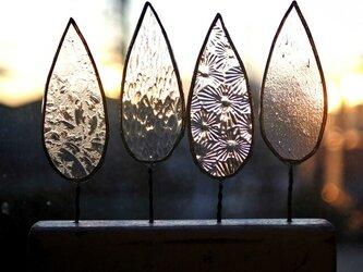 風の森 ステンドグラスの森 エイジング仕上げの画像