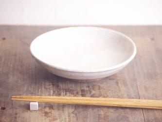 粉引 プレーン 深皿の画像