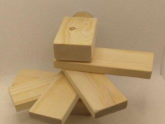 回転階段止まり木(天然木)(TOY-15-001)の画像