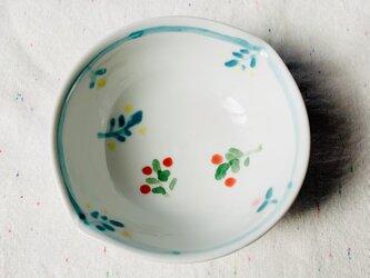木の芽 葉型小鉢の画像